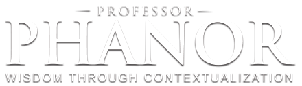Professor Phanor